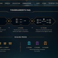 Clash es el nuevo modo competitivo por equipos de League of Legends