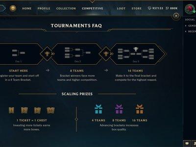 Clash es el nuevo modo competitivo por equipos de League of Legends