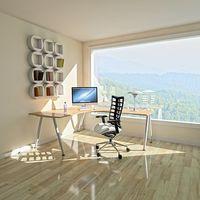 Si trabajas en casa, elige la mejor habitación