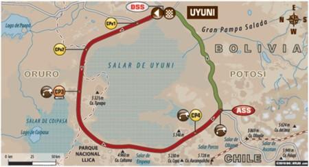 Mapa Etapa6 Ddakar2016