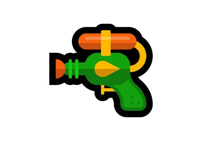 Microsoft anuncia que también sustituirá su emoji de un arma de fuego por una colorida pistola de agua