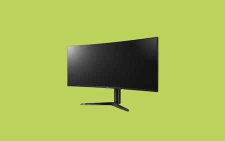 Este espectacular monitor gaming ultrapanorámico de LG baja de precio y cuesta 200 euros menos en Amazon