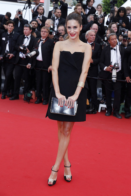 Los secretos del maquillaje Dior de Gala González en el Festival de Cannes 2013