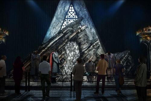 El Parque temático sobre Juego de Tronos abrirá en Irlanda en 2021