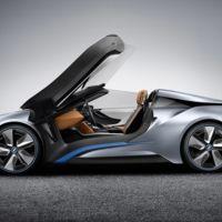 El nuevo BMW i8 podría ser 100% eléctrico y tener 750 hp