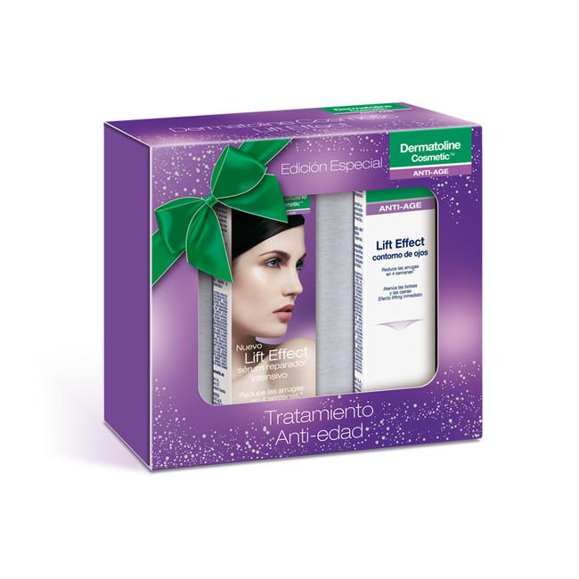 Kit Especial Navidad Dermatoline Serum Contorno S Co