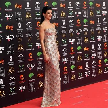 Las mejor vestidas de los Premios Goya 2020: una alfombra roja con nivelazo
