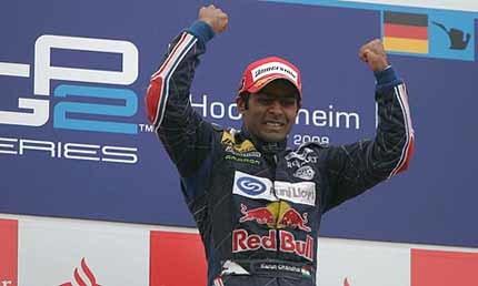 Karun Chandhok seguirá en la GP2