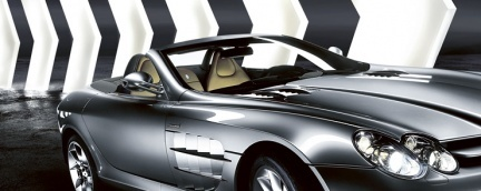 SLR Roadster: estética para la ciudad