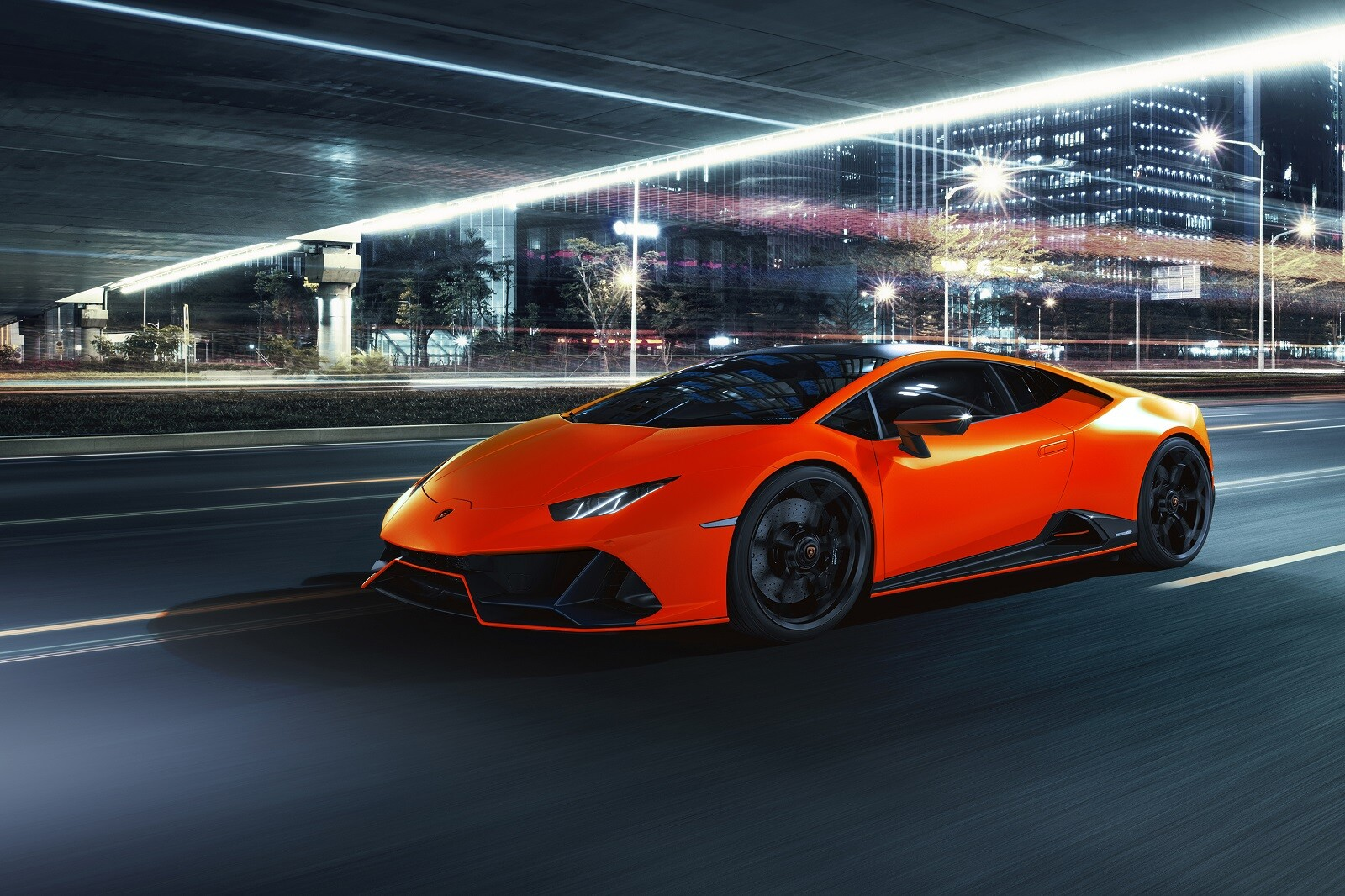 Foto de Lamborghini Huracán EVO Fluo Capsule (10/26)