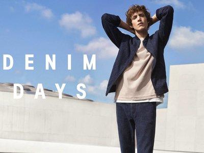 Nada más cool para la primavera que vestir en denim, ¡y si es H&M mejor!