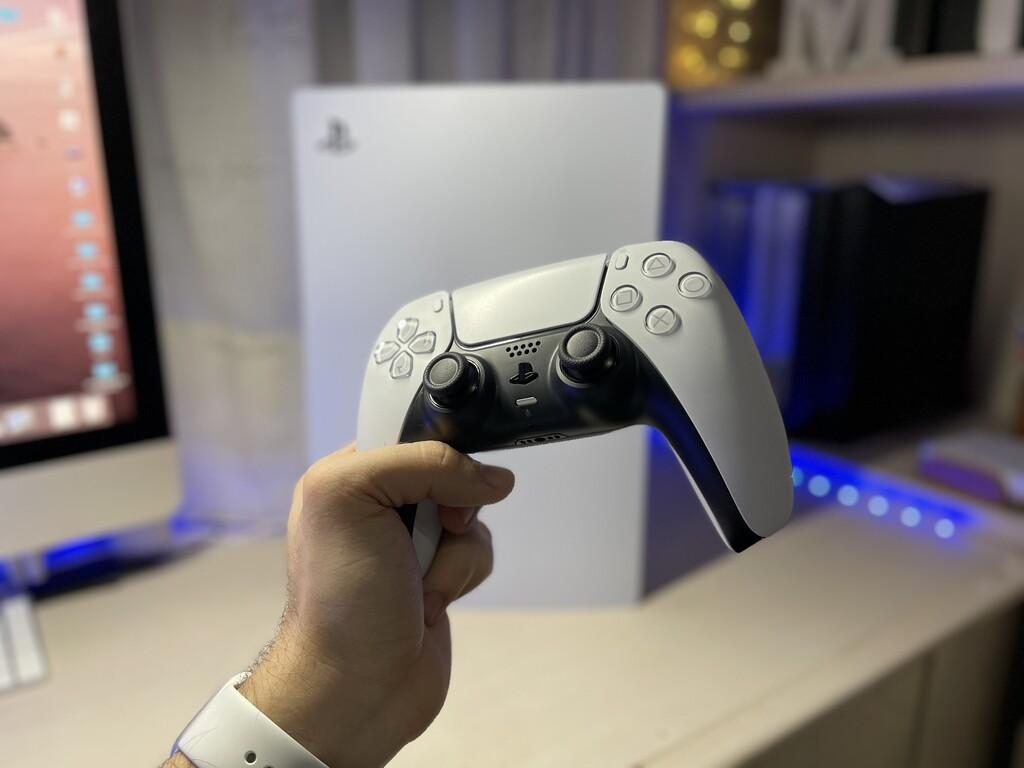 Steam comienza a ofrecer soporte al mando DualSense de PlayStation 5 para poder jugar en PC con él