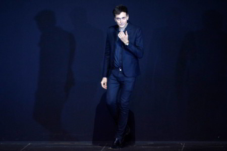 Hedi Slimane Exits Saint Laurent Creative Director