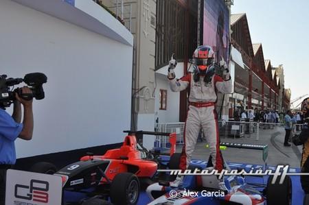 Patric Niederhauser Valencia 2012 GP3