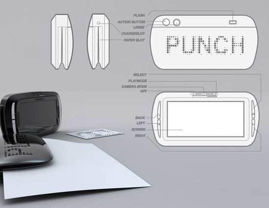 Foto de Punch camera, imprimiendo tus fotos a golpes (6/12)