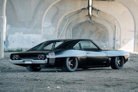 El Dodge Charger 'Hellacious' es una perfecta réplica de calle del Charger de 'Fast & Furious 9'