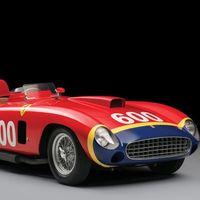 El Ferrari 290 MM de una leyenda de la Fórmula 1 ahora es uno de los 10 autos más caros subastados en el mundo
