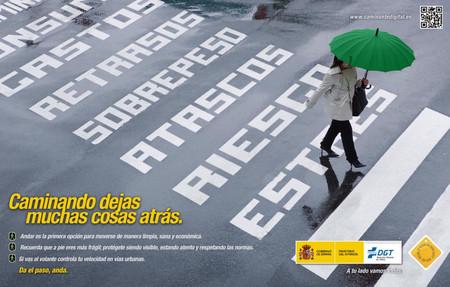 2013 Caminando Dejas Muchas Cosas Atras