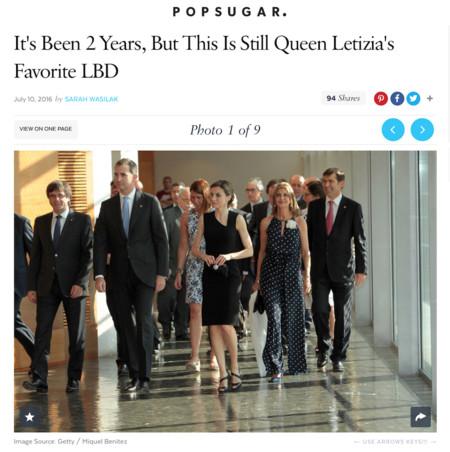 Letizia Prensa Internacional I