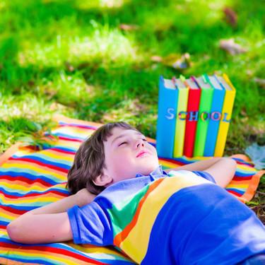 11 planes divertidos para hacer con niños en el balcón, la terraza o el jardín