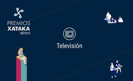 Mejor televisor, vota por tu preferido para los premios Xataka México 2018
