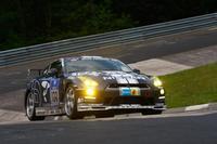 Lucas Ordoñez triunfa en las 24 Horas de Nürburgring con un Nissan GT-R de serie