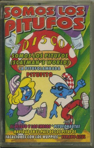 1995: Somos los pitufos