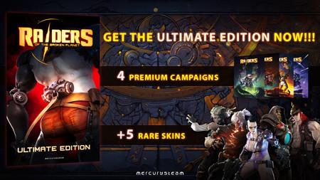 Raiders Of The Broken Planet Ultimate