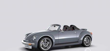 Memminger Roadster 2.7, el Vocho con el que todos soñamos