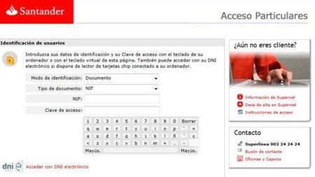 Banca Online - Banco Santander