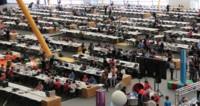 """La Campus Party Europe 2013, o cómo sus asistentes quieren de todo menos una """"LAN Party"""" convencional"""