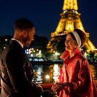 'Emily en París': las primeras imágenes de la temporada 2 presentan al nuevo interés amoroso de Lily Collins en la serie de Netflix