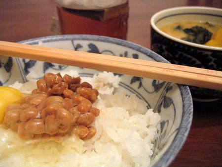 Palillos comida oriental
