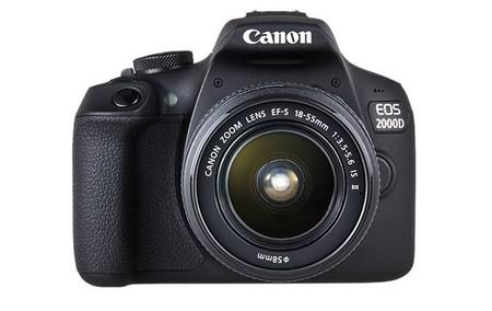 Canon Eos 2000d
