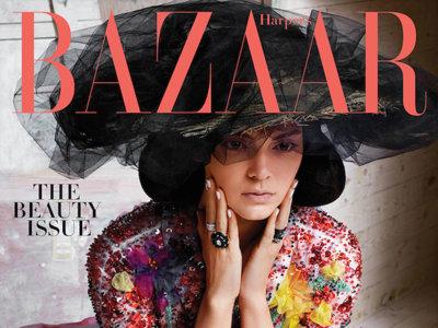 Kendall Jenner logra su primera portada para Harper's Bazaar USA. Vogue ya está cerca, ¿o no?