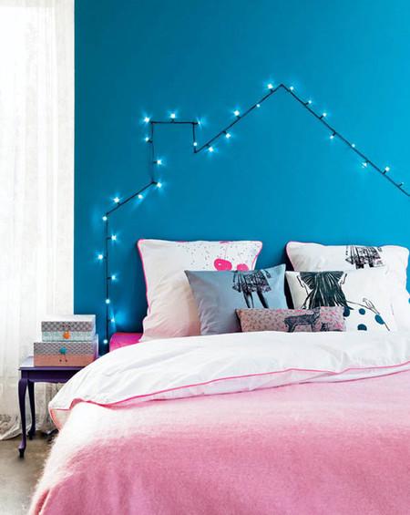 Luces Dormitorio Navidad 4