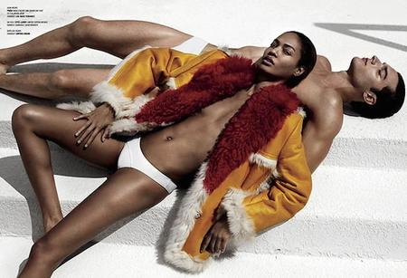 V Magazine presenta un otoño muy cálido