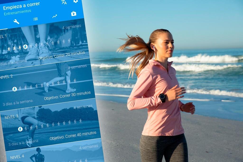 'Comienza a correr', un acompañante con voz para convertirte en un runner desde cero en tu Android