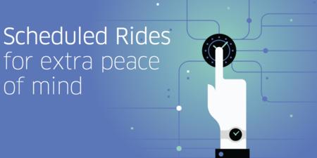 Desde ahora podrás reservar un viaje en Uber, pero solo si eres viajero de negocios