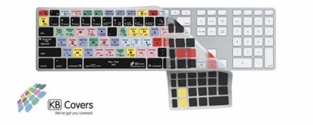 teclado de edicion de video para mac