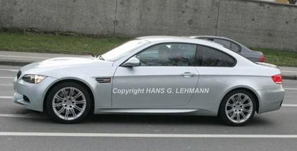 BMW M3 Sin Camuflaje