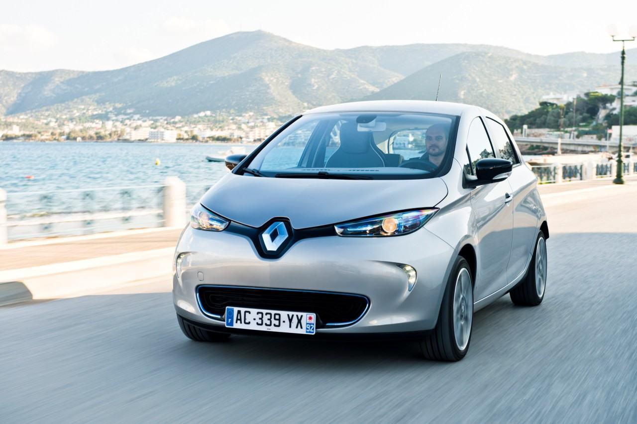 Foto de Renault ZOE (38/151)