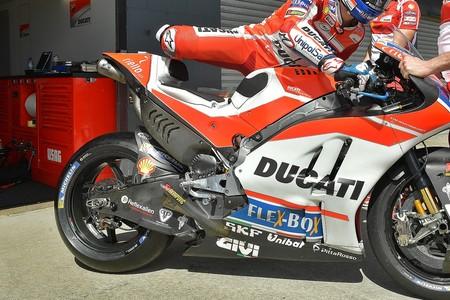 Andrea Dovizioso Michelin Motogp Ducati Australia 2017