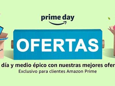 Amazon Prime Day 2018, las mejores ofertas en directo