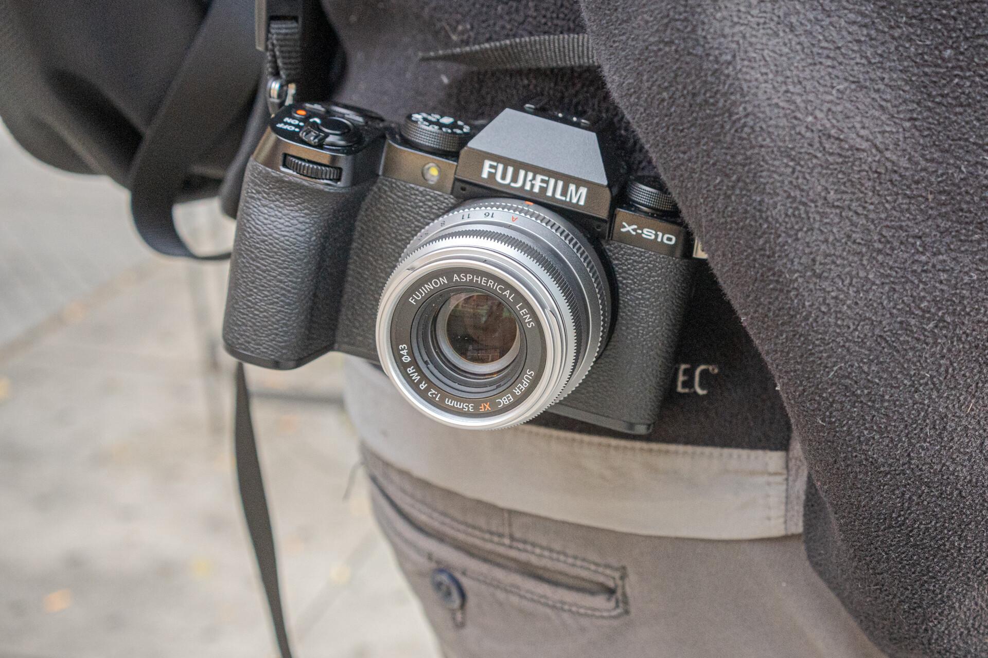 Foto de Fujifilm X-S10 (1/23)