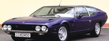 Lamborghini Espada, recordando el primer GT que intentaba ser un asesino de Ferraris