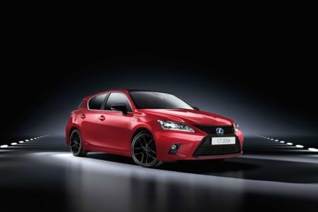 Buenas noticias: a partir de octubre podrás disfrutar el Lexus CT 200h Sport Edition…si vives en Europa