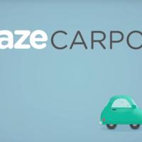 Waze presentó Carpool, una aplicación para compartir tu carro