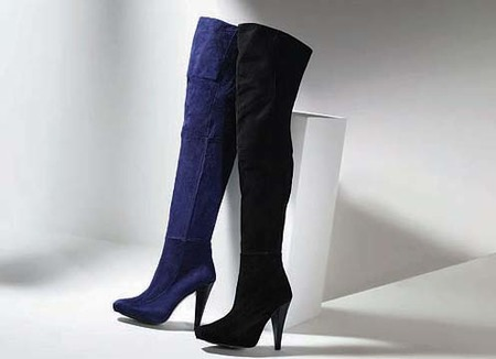 Sandalias perfectas y botas infinitas para el invierno de Gloria Ortiz