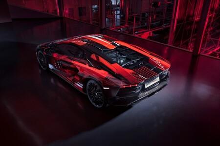 Lamborghini Aventador S Por Yohji Yamamoto 13